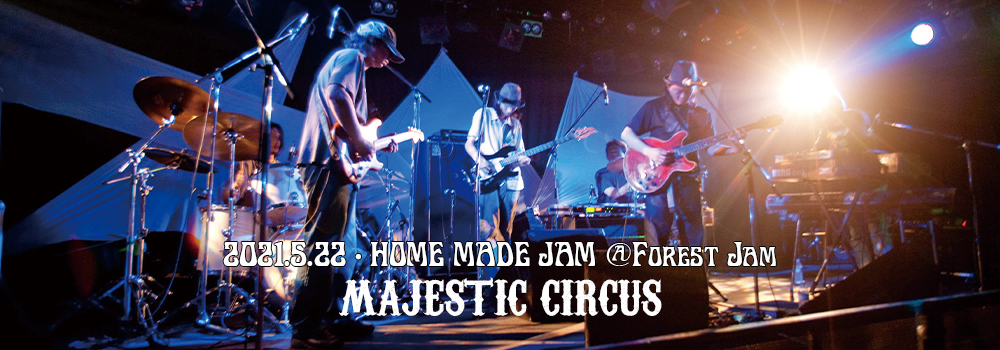 HOME MADE JAM @Forest Jam Vol.93